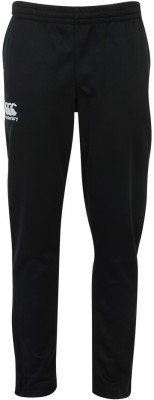 STRETCH TAPERED POLY KNIT PANT - KID