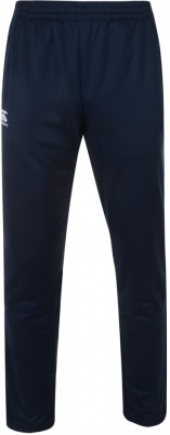 STRETCH TAPERED POLY KNIT PANT