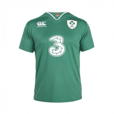 IRELAND HOME PRO S/S RUGBY