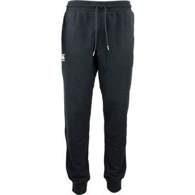 TAPERED CUFFED FLEECE PANT