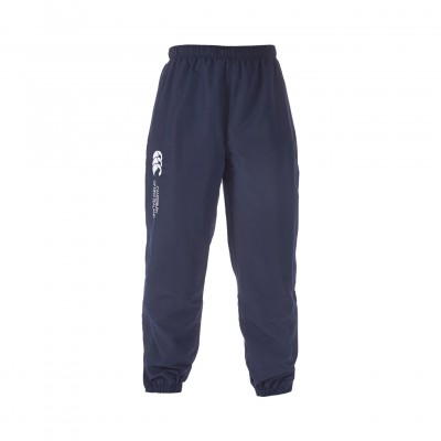 CUFFED STADIUM PANTS JR - NAVY