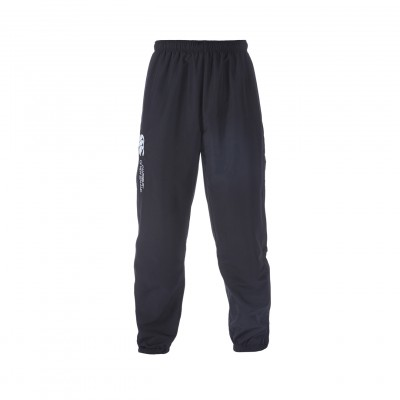 CUFFED STADIUM PANTS JR - BLACK