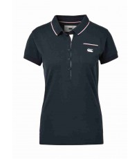 HERITAGE POLO SS  - CLARENCE WOMEN