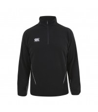TEAM 1/4 ZIP MICRO FLEECE JR
