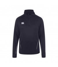 TEAM 1/4 ZIP MID LAYER TRAINING TOP JR